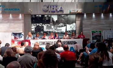 CTERA aprobó paro para los días 5 y 6 de marzo: Se espera la decisión de AGMER