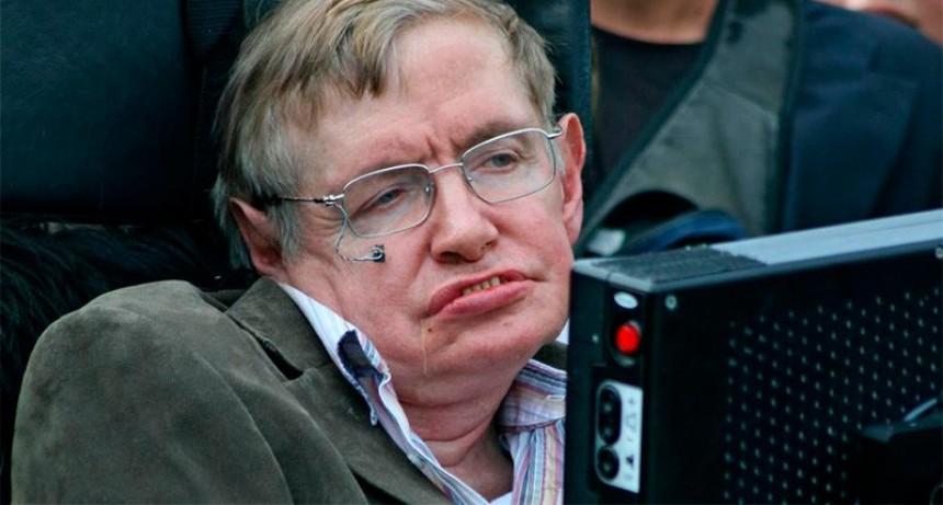 Falleció el reconocido científico Stephen Hawking