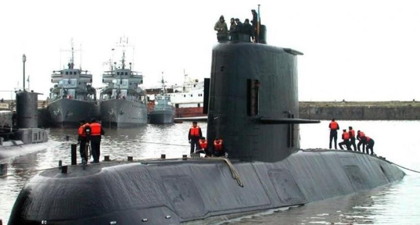 La Armada de EEUU reveló en noviembre la posición de la implosión del ARA San Juan