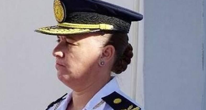 Una mujer es la nueva subjefa de Policía Departamental en Federal.