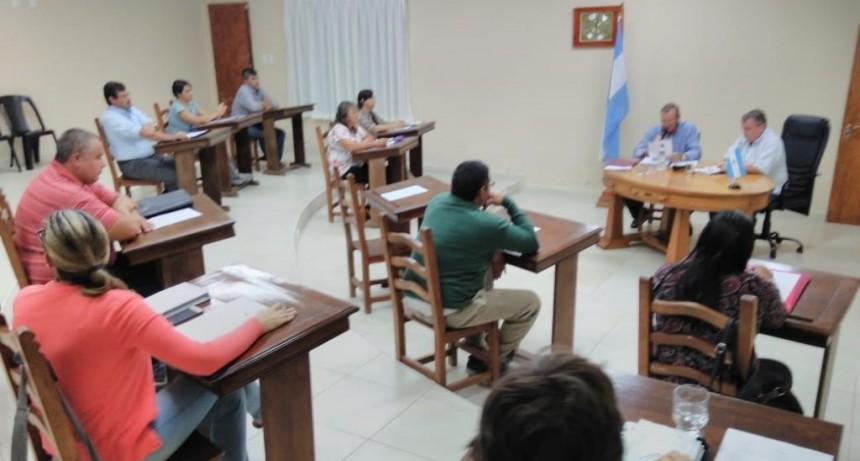 Comienzo de las sesiones ordinarias