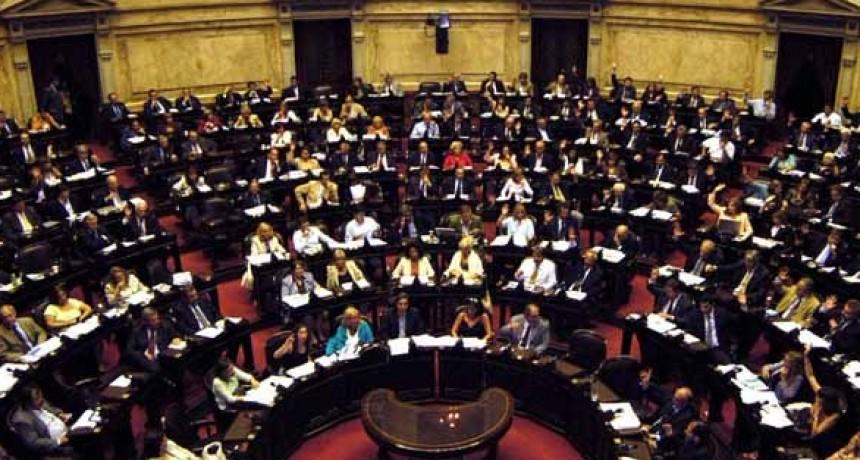 Debate y polémica en la primera sesión del año en Diputados