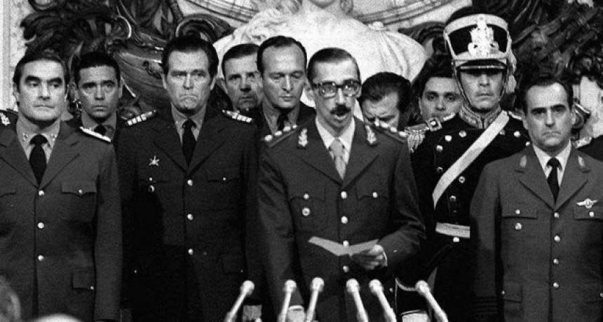 A 42 años del inicio del golpe cívico-militar que regó al país de miedo, sangre y muerte