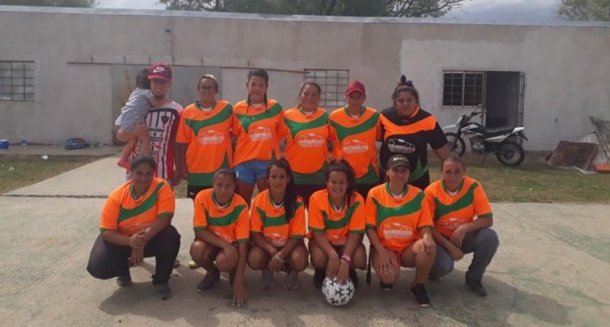 El Club Atlético Itati en plena preparación de la temporada