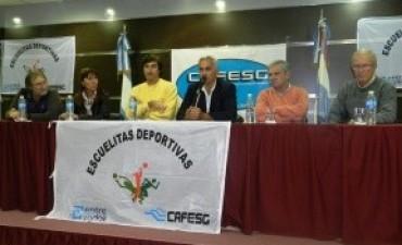 Desarrollarán 38 escuelas deportivas en la Región de Salto Grande