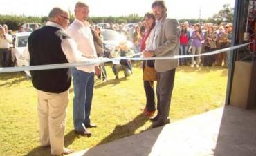Fue  inaugurada la empacadora de la cooperativa Colonia Tunas