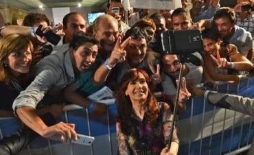 Cristina tiene la mejor imagen desde el retorno de la democracia