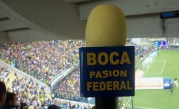 Seguí el partido de Boca y Nueva Chicago por FmCienFederal
