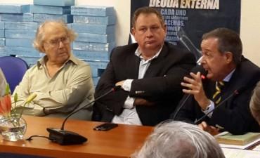 Sentido homenaje a Alejandro Olmos en la Cámara de Diputados de la Nación