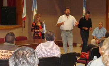 Nueva reunión para formar la Junta Municipal de Defensa Civil