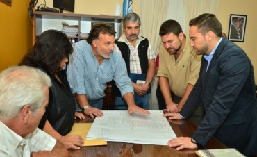 Intensa actividad del Ministro Urribarri en Federal