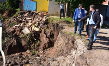 La provincia declaró el desastre para los sectores productivos entrerrianos