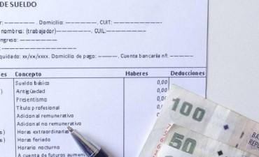 Los sueldos se liquidaron en base a la información suministrada por los directivos de las escuelas