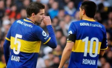 Riquelme fue muy crítico con Boca y Gago le respondió