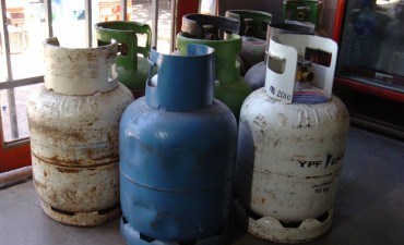 Los precios de las garrafas aumentan hasta 40 por ciento