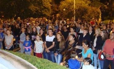 Pidiendo Justicia por Micaela vecinos de Federal recorrieron el centro de la Ciudad