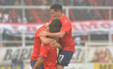 Patronato sufrió una dura derrota ante Independiente