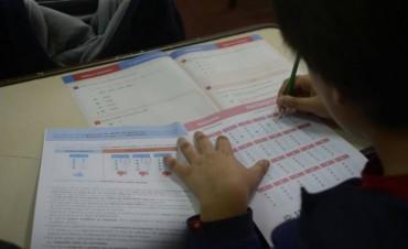Enviarán a cada escuela el detalles de los resultados del operativo Aprender