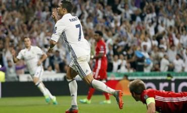 Real Madrid superó al Bayern Múnich y está en Semi de la Champions