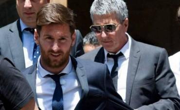 El fiscal pidió para Messi y su padre confirmar pena de cárcel