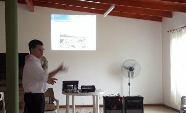 En Bernardi trabajan para mejorar la gestión de residuos sólidos urbanos