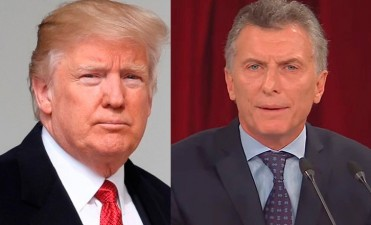 Macri y Trump se reúnen el jueves: Cuáles serán los temas que abordarán