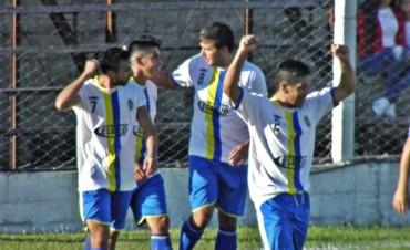 La 3 del Fútbol local confirmo el liderazgo de la Escuela Dieguito .