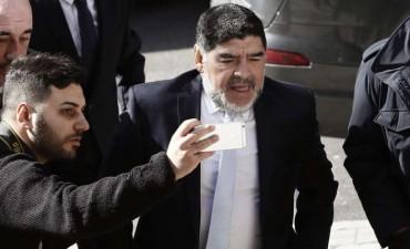 Para Diego Maradona
