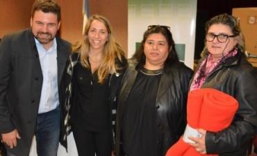 Se lanzó el programa Cobijar y se entregaron fondos por más de 800 mil pesos en Federal