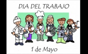 1° de Mayo Día del Trabajo