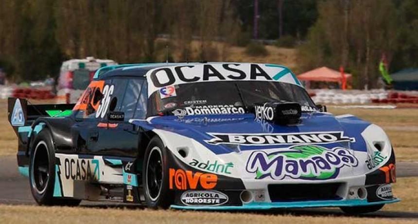 Leonel Pernía se quedó con la final del TC en San Luis
