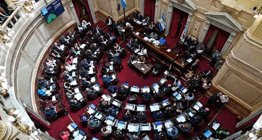 Quieren equiparar haberes de legisladores nacionales con los de jueces federales