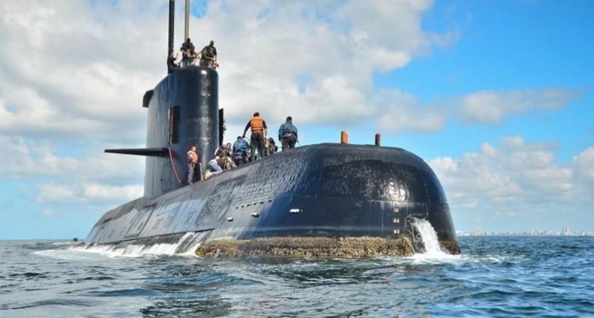 La búsqueda del ARA San Juan ya no cuenta con buques extranjeros