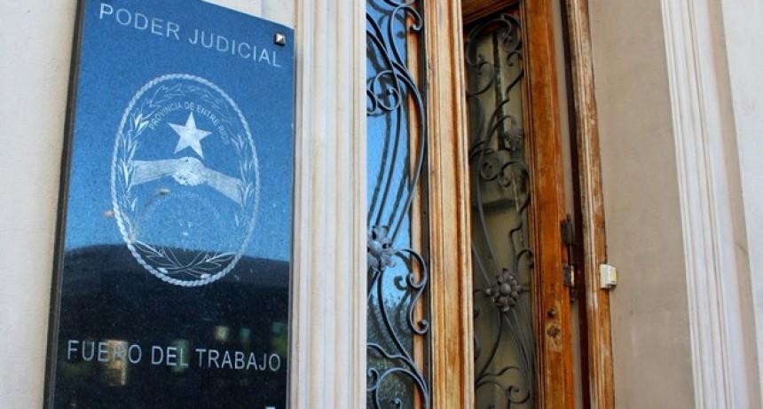 La Justicia laboral ordenó a Agmer a suspender los paros