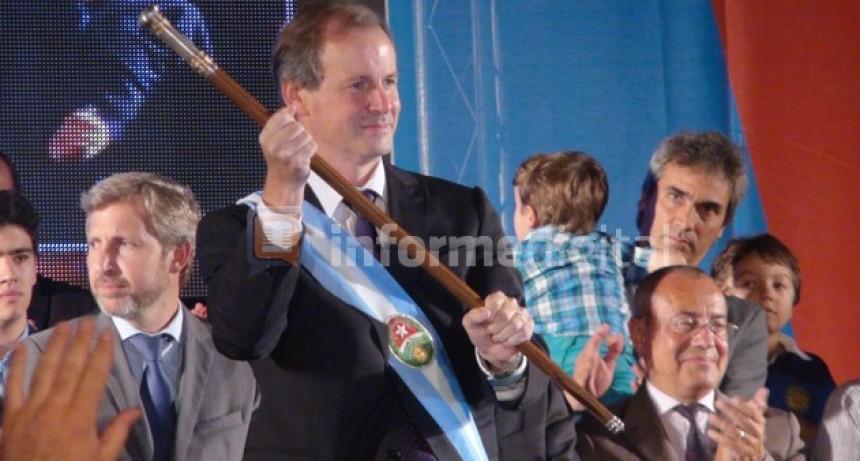 Bordet confirmó que irá por su reelección