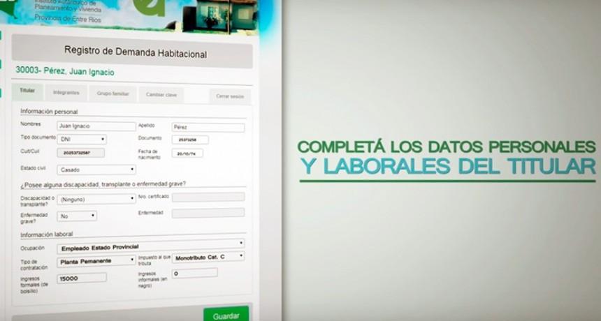 El IAPV dará créditos hipotecarios: Los detalles y quiénes podrán acceder