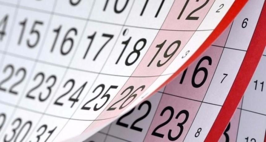 ¿Es feriado puente o no? Qué pasa con el lunes 30 de abril