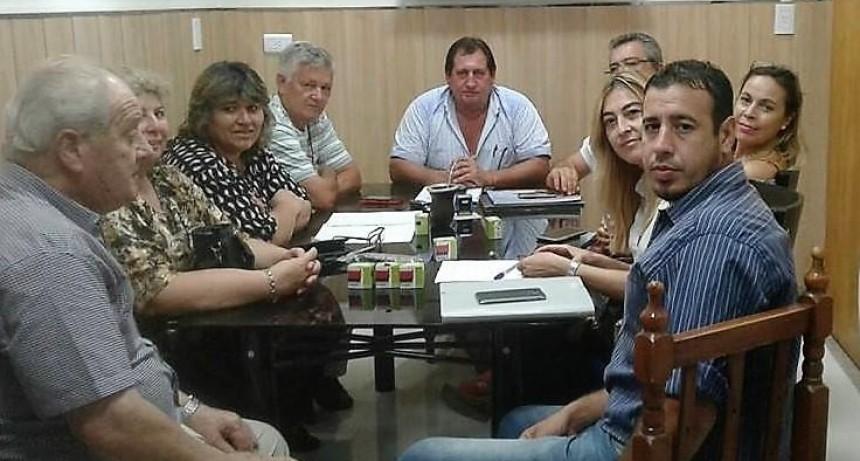 El Presidente Municipal de Sauce de Luna inauguro un nuevo periodo de sesiones ordinarias