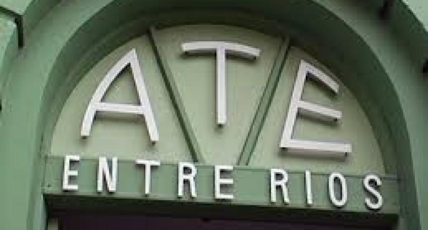 ATE convocó a un paro para el viernes 27 y harán dos semanas de asambleas