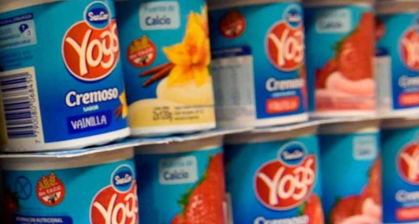 Retiran del mercado 11 lotes de reconocida marca de yogurt