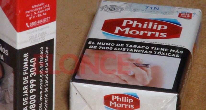 A partir del lunes rige una nueva suba a los cigarrillos: El listado de precios