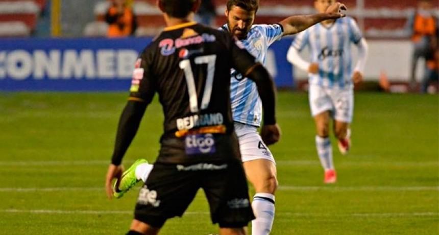 Atlético Tucumán logró una enorme victoria en Bolivia por la Libertadores