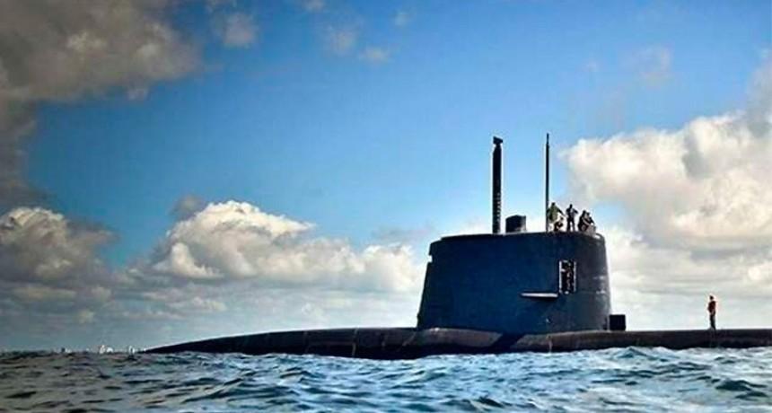 El submarino ARA San Juan emitió 20 mensajes urgentes y la Armada no los captó