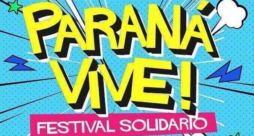 Festival Solidario Parana Vive