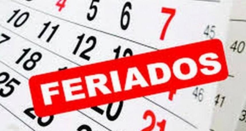 Lunes 30 de abril: Algunos podrán disfrutar el fin de semana largo y otros no