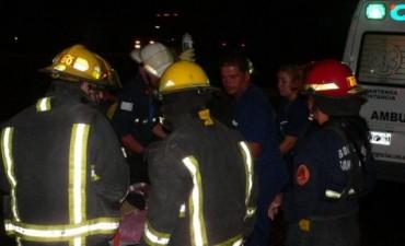 Tragedia en San Pedro: ocho muertos y un herido grave en un choque múltiple