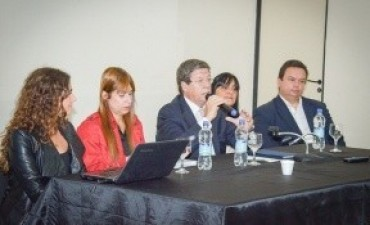 Encuentro del Programa Municipios y Comunidades Saludables
