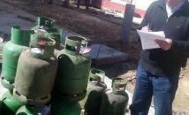 Control de precios en la venta de gas envasado en la provincia