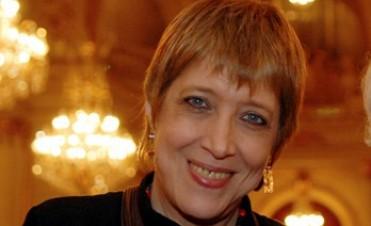 La cantante Teresa Parodi es la nueva Ministra de Cultura de la Nación