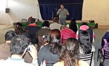5º encuentro de la Cátedra Abierta del Chamamé en La Paz